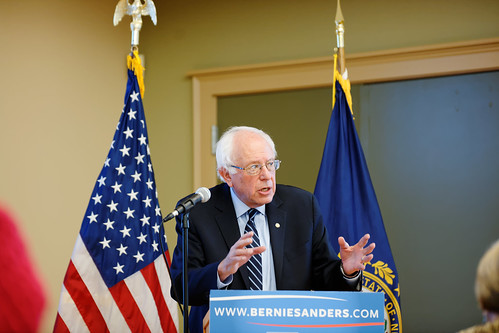Sanders Meets New Hampshire Seniors by M by Michael Vadon, on Flickr