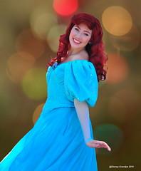 Princess Ariel_3240 (Disney-Grandpa) Tags: disneyprincess disneyland princessariel