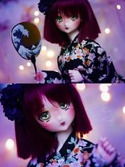 °{祭りの最後のライト}° [Matsuri] ((old account) Koala Krash) Tags: light portrait anime art festival ball asian toy doll manga koala warrior brownie bjd resin custom 2d matsuri pokémon gracia krash jointed samouraï walolita