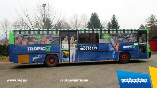 Info Media Group - Tropic, BUS Outdoor Advertising, Banj Luka 11-2015 (9)