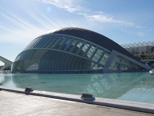 20151119 033 Valencia - Ciudad de las Artes y las Ciencias