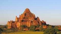 "Bagan: coucher de soleil depuis la pagode Myauk Guni Paya <a style=""margin-left:10px; font-size:0.8em;"" href=""http://www.flickr.com/photos/127723101@N04/23297204126/"" target=""_blank"">@flickr</a>"