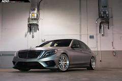 Mercedes S63 AMG Sedan ADV10.0 Street Function (ADV1WHEELS) Tags: street wheels deep rims luxury spec forged concave stance oem 3piece 1piece adv1 forgedwheels deepconcave advone advancedone
