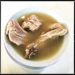 Pork Rib Soups (Legendary Ba Kut Teh)  (Lester Ong) Tags: dinner asian lunch pepper soup restaurant healthy good spice tasty meat delicious pork rib boil nutritious  dcfilm hipstamatic loftuslens oggl  bakutthe