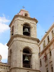 Church in Old Havana, Cuba (shaire productions) Tags: building exterior downtown city urban image picture photo photograph travel photography traveler world cuba havana oldhavana district cuban architecture design structure church columns