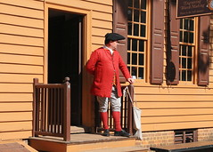 Colonial Williamsburg, Virginia (catnahat) Tags: colonialwilliamsburg virginia storefront interpreter colonist british american history historical 18thcentury