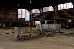 Zeche Zollverein 7 (juergen_gryska) Tags: zeche zollverein architektur essen industriedenkmal
