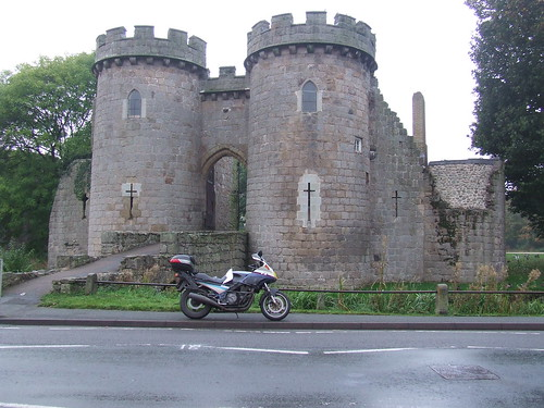 2016 # 037, Whittington Castle, Shropshire 1. (RBR 2012)