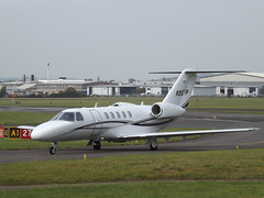 N95FP Cessna Citation CJ4 Jet Air Inc Trustee (Aircaft @ Gloucestershire Airport By James) Tags: gloucestershire airport n95fp cessna citation cj4 jet air inc trustee bizjet egbj james lloyds