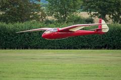 Slingsby T13  Petrel (Glenn.B) Tags: glider oldwarden sailplane shuttleworth slingsbysailplanes slingsbyt13petrelglider wingswheels