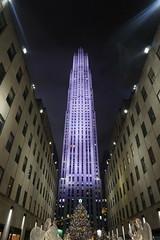 Rockefeller center Xmas '16 (Apollo Pat) Tags: rockefeller rockefellercenter 30rock newyork christmas