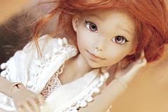 Veronica (meike) Tags: nena 02 reira atelier momoni artist bjd toffee skin love natural faceup closeup