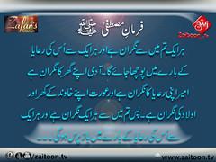 7-10-16) zafar cuutuer (zaitoon.tv) Tags: mohammad prophet islamic hadees hadith ahadees islam namaz quran nabi zikar