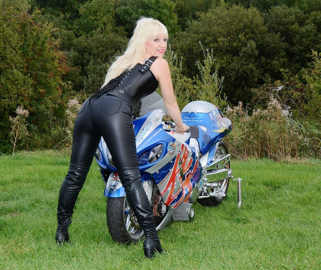 Mlb Mature motorcycle babe hot