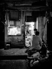 Shop (GavinZ) Tags: asia china shanghai shanghaishi cn city street night shop people