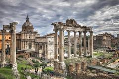 ForiImperiali@Roma (Alessandro Ciabini) Tags: roma rome italy italia fori imperiali foriimperiali historical hdr alessandrociabini
