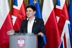Spotkanie z Polakami mieszkajcymi w Wielkiej Brytanii (Kancelaria Premiera) Tags: londyn polonia konultacjemidzyrzdowe premier beataszydo