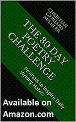 30day (christianbuehler) Tags: poetry writing prompt creative self help journal expression poet poem amazon