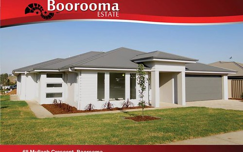 36 Strickland Drive, Boorooma NSW 2650