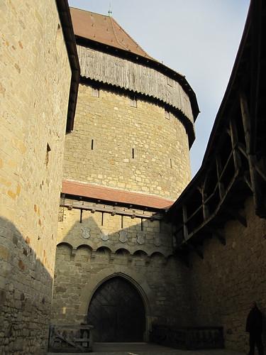 Vorhof Burg Kreuzenstein