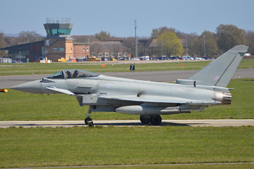 Eurofighter Typhoon FGR.4 'ZK313'