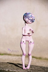 """Masquerade Moon"" (Tsubasa Make up doll) Tags: tsubasa nefer kane moon bjd faceup makeup masquerade"