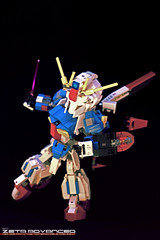 Z Pose 2 (Sam.C (S2 Toys Studios)) Tags: zetagundam gundam mobilesuit lego moc s2 80s scifi mecha anime japan spacecraft