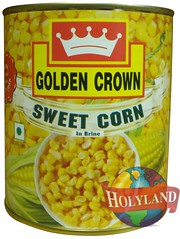 Sweet Corn 840gm (holylandgroup) Tags: canned fruit vegetable cannedfruit cannedvegetable nonveg jalapeno gherkins soups olives capers paneer cream pulps purees sweets juice readytoeat toothpicks aluminium pasta noodles macroni saladoil beverages nuts dryfruit syrups condiments herbs seasoning jams honey vinegars sauces ketchup spices ingredients