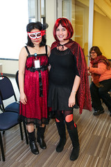 909A7309 (BGCSF) Tags: admin staff halloween potluck lunch costumes don fisher clubhouse