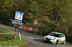 Skoda Fabia Super 2000 (MattiaDeambrogio) Tags: skoda fabia s2000 super 2000 rally ronde gomitolo di lana 2016 curino biella
