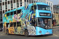 LT 705 (LTZ 1705) Arriva London New Routemaster (hotspur_star) Tags: londontransport londonbuses londonbus londonbuses2016 wrightbus borisbus borismaster newbusforlondon nb4l tfl transportforlondon hybridbus hybridtechnology busscene2016 doubledeck arrivalondon lt705 ltz1705 alloveradvert advertlivery advertisinglivery advertbus egypttourism hurghada redseariviera