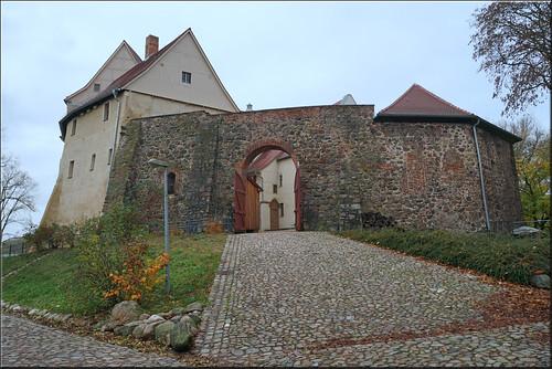 Burg Roßlau