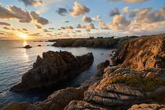 Coucher de soleil sur la chapelle de la Meule ~ le d'Yeu [ Vende ~ France ] (emvri85) Tags: visipix iledyeu vende mer sea seascape automne d800e zeiss leefilters sunsetcoucher de soleil