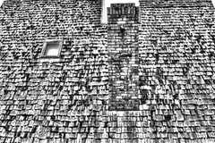 A chimney with shingles. (Ian Ramsay Photographics) Tags: portmacquarie newsouthwales australia chimney shingles