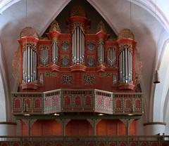 The Art Schnitger Organ of St. Cyprian-und-Corneliuskirche, Ganderkesee, Niedersachsen, Germany (Philinflash) Tags: 2016 church churchinteriors europe germany organ orgel otherkeywords places ganderkesee niedersachsen