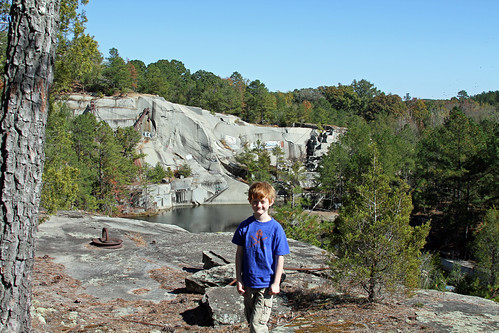 Anderson Quarry Fairfield County South Carolina