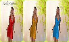 ☆ Cute Ideas ☆ (Miky Ambrosio) Tags: dress mesh ak designs