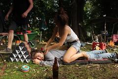 IMG_4543 (wozischra) Tags: berlin mynewgarden gartenparty orav schmöckwitz zwanglosbeachfestival