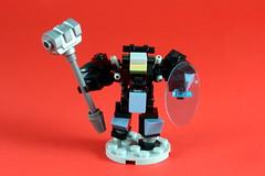 Emperor's Blackguard (-=Steebles=-) Tags: marine lego space micro moc microspace microscale microspacetopia