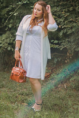 French Curves White Party (Alice 竜姫) Tags: look persian chat kitty chinchilla whiteparty blanc chaton persan frenchcurves ootd fashionblogger carnetsdalice