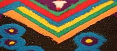 Sand Painting (Bill Jacomet) Tags: painting sand asia texas tx buddhist houston center mandala monks tibetan society 2015