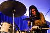 Zomerjazzfietstour 2015 Black Flower - Garnwerd tent (2 van 6) (Maarten Kerkhof) Tags: drums blackflower simonsegers garnwerdtent zjft29 zomerjazzfietstour2015