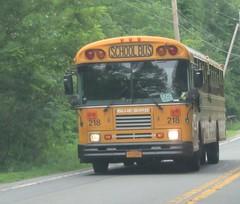Brewster CSD #218 (ThoseGuys119) Tags: schoolbus icce icre brewsterny icfe bluebirdallamerican leonardbussales brewstercsd