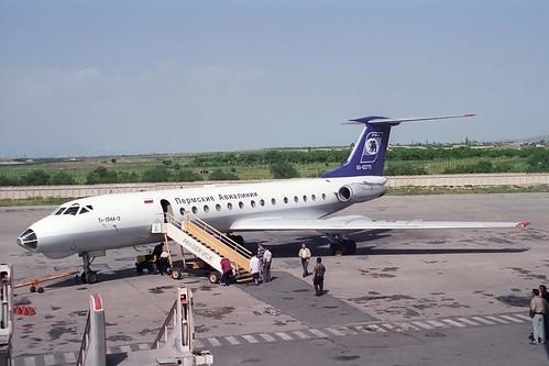 RA-65775 Tupolev Tu-134A-3 Perm Airlines
