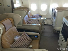 Singapore Airlines SQ173 | A330-300 | 9V-STO | SGN/SIN | 2015-09-04 Business Class (74salt) Tags: cabin seat business seats sq a330 businessclass cabins singaporeairlines cclass staralliance a330300 sq173 9vsto