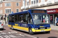Optare Solo (DennisDartSLF) Tags: bus solo norwich 952 optare konectbus ao57bdy