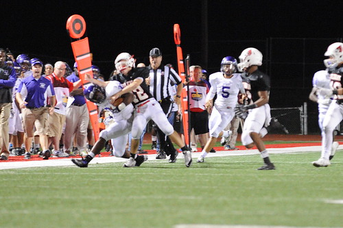 """Colerain vs. Middletown - Sept 25, 2015 • <a style=""""font-size:0.8em;"""" href=""""http://www.flickr.com/photos/134567481@N04/21165337804/"""" target=""""_blank"""">View on Flickr</a>"""