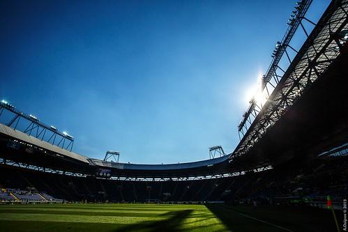 Стадион ОСК Металлист ©  Aleksandr Osipov
