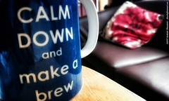 Calm down and enjoy a brew (dksesh) Tags: trees wild plants reed nature grass walking freshair sony reserve fitness gym twigs bushes gymnasium hounslow seshadri sesh harita naturewalking sonyxperia dhanakoti haritasya seshfamily sonyxperiaz2 hounslownature fireshwildnessair