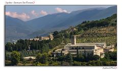 Spoleto - Santuario San PonzianO (Andrea di Florio (5,000,000 views)) Tags: street nikon chiesa e piazza spoleto bianco nero umbria interno scultura religione d600 lucenaturale andreadiflorio